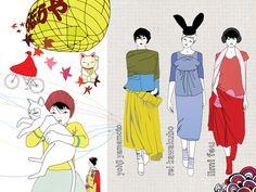 fashion book on Behance