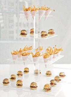 mini party food