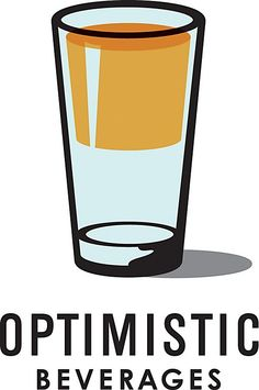 Optimistic Beverages. Brilliant.