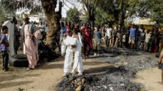 Suicide bombers kill 16 in Borno village