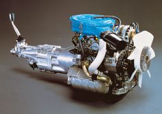 Wankel Rotary Engine from a 1st gen Mazda RX-7