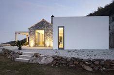 Villa Melana | Pera Melana, Tyros, Arcadias | Greece | House of the Year 2015 | WAN Awards