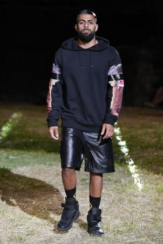 Marcelo Burlon Menswear Spring Summer 2015 Pitti - NOWFASHION