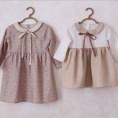 Sweet Hannah B Designs - Kinder Kleidung Vintage Kids Fashion, Fashion Kids, Toddler Fashion, Vintage Kids Clothes, Fashion Clothes, Fashion Wear, Diy Fashion, Fashion Dresses, Toddler Dress