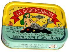 Sardines Olive et Casse-Pierre 2015 - dessinée par Stanislas Barthélémy