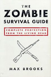 If a zombie outbreak ever happens, I'd suggest teaming up with me if you want to survive.  Not just because I've read this book, of course, but it's a start.