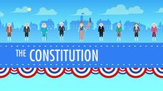 The Constitution, the Articles, and Federalism | Crash Course US History #8