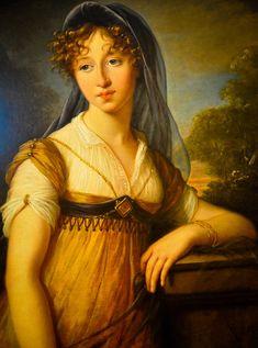 Madame Thérèse Vestris - 1803, Le Brun