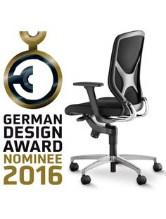Awarded with the German Design Award 2016 Special Mention