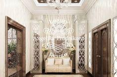 Дизайн дома - «Дизайн коттеджа в стиле арт-деко в Самаре» - фото 2017