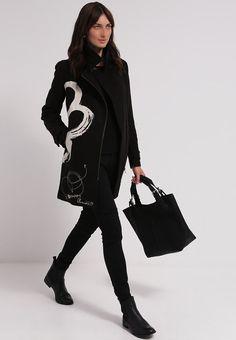 Desigual VIRGO Manteau court negro prix promo Manteau Femme Zalando 180.00 €