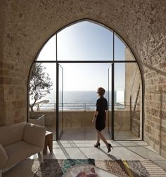 Gallery of Jaffa Apartment / Pitsou Kedem Architect - 1