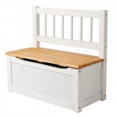 banco baul infantil cpu2005006 con asiento de madera