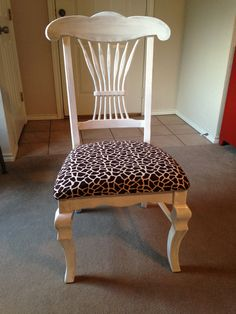 1 Of 4 Chairs For My Farm Table