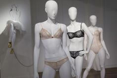 Lingerie By Badine - Mannequins from Intimate collection #cofradmannequins