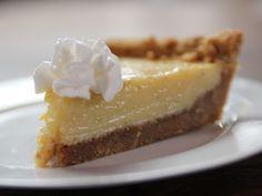 Key Lime Pie recipe from Ree Drummond via Food Network