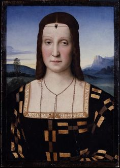 Portrait of Elisabetta Gonzaga is listed (or ranked) 20 on the list Famous Portraits  from the Italian Renaissance Movement