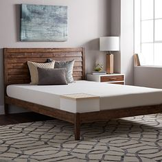 Select Luxury E.C.O. All Natural Latex Medium Firm 8-inch King-size Hybrid Mattress