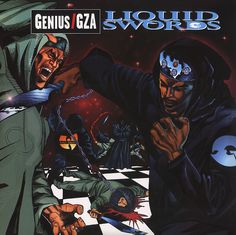 GZA/Genius - Liquid Swords (1995)