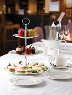 Churchill Crockery Alchemy Afternoon Tea. Find this range, or one like it, at https://www.pattersons.co.uk/products/30032-Catering-Crockery