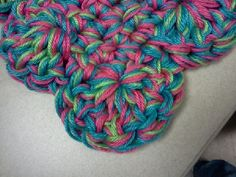 Crocheted Rug for Kitchen Bath Dorm or Living Room with Free Shipping on Handmade Artists' Shop