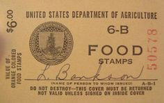 US food stamp