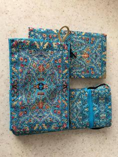 e5ec6fc99e Turkish Gift Notebook Purse Sun Glasses Bag Travel Diary Kilim Rug Carpet  Cover