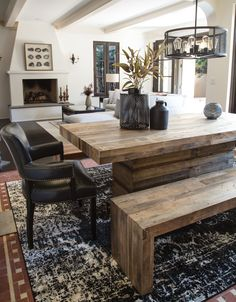 Tahoe Dining Table w