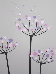 Canvas Painting Ideas For Beginners | Canvas Paintings For Little Girls Bedroom Wall Decorating Ideas ...