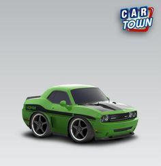 Dodge Challenger SRT8 2008 - Mopar