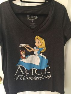 35fb2169 Torrid #Disney Plus Size 1 Alice In Wonderland T Shirt from $17.99 Plus Size  Disney