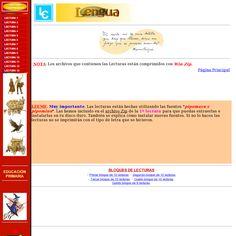 Reading comprehension. Muchísimas lecturas comprensivas, snapped on Snapito! Nos ha resultado una página muy interesante. EducaSpain
