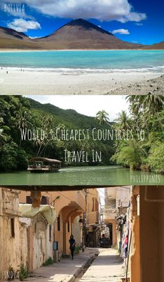 10 Of The World's Cheapest Countries to Travel, Live & Work + Recommended Monthly Budget | StoryV Travel & Lifestyle