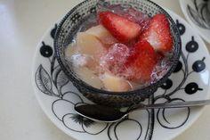 風邪予防のビタミンCたっぷり「いちごと白桃のシュワシュワゼリー」の作り方   nanapi [ナナピ]