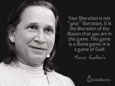 A sua liberação não é a sua liberação é a liberação da ilusão de que você está nesse jogo. Esse jogo é um jogo divino é um jogo de Deus. Marcos Gualberto    #ramanashramgualberto #mestregualberto #satsang #ramana #ramanamaharshi #rinpoche #bhakti #freeyourmind #infiniteself #rupertspira #upanishad #umcursoemmilagres #ucem #acim #vrindavam #omnamahshivaya #acknowledgement #oneness #dzogchen #wholeness #nonduality #vedanta #pleineconscience #letgo #globalmeditation #meditacao #pazinterior…