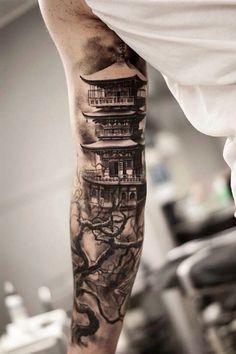 Tattoos / aesthetics I like... Good shading and highlights