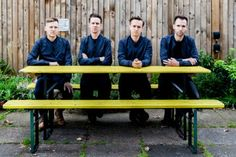 Dutch Uncles stream track from new release