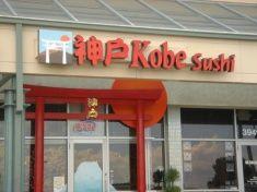 Japanese, Sushi/Sashimi Restaurants: Kobe Sushi - Salt Lake City as seen on Man vs Food