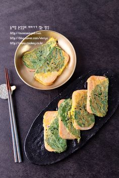 Asian Recipes, Ethnic Recipes, Korean Food, Avocado Toast, Tasty, Dishes, Baking, Breakfast, Pancake
