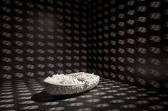 Yayoi Kusama repetitive vision, phallus  boat ,