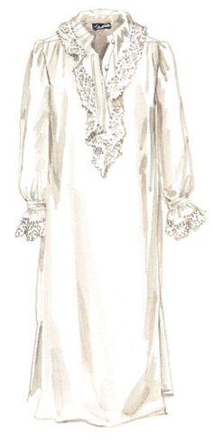 Victorian Nightgown, The J. Peterman Company