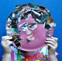 Picasso faces Art For Kids, Crafts For Kids, Arts And Crafts, Picasso Portraits, Brownie Scouts, Girl Scout Juniors, Girl Scout Crafts, Classroom Inspiration, Famous Artists