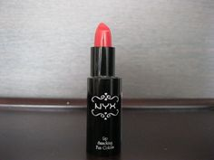 NYX Miracle - a lovely daytime red!