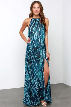 This Tye Dye dress from LuLus.com is gorgeous! Wish it wasn't so expensive though.