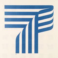 Trade mark for Teamtex, designed by Odermatt and Tissi, 1976 Web Design, Best Logo Design, Brand Identity Design, Branding Design, Layout Design, Logo Branding, Typography Logo, Lettering, Corporate Branding