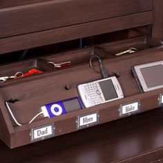 35 best Charging Stations Ideas images on Pinterest | Charging ... Best Designed Home Charging Station on homwmade charching station, best power station, best charging dock, universal usb charger station, best radio station, mophie docking station, best iphone station, best fuel station,