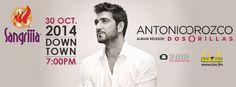 Antonio Orozco: Dos Orillas @ Downtown, Hato Rey #sondeaquipr #antonioorozco #downtown #hatorey #sanjuan