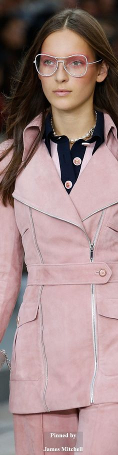 Chanel Collection DETAILS Spring 2015 Ready-to-Wear