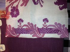 Possible Fabric for banding the quadrille