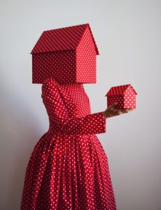 Textile Covered People by Guda Koster | Yellowtrace